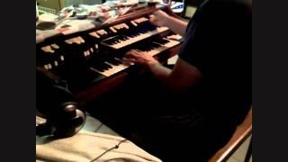 Hammond organ m101