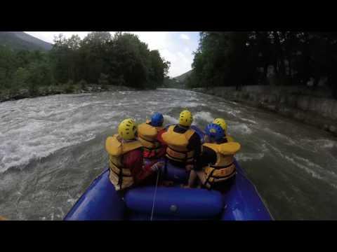 River Rafting in Beas River Manali Video1
