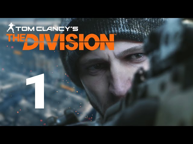 Tom Clancy's The Division (видео)