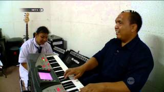 Profil Muhammad Hamid Basuki Guru Penyandang Disabilitas - NET5