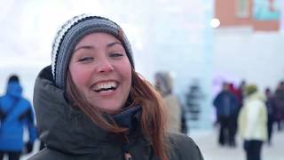 Have Fun at Québec Winter Carnival
