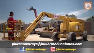 Informe especial - Maquinarias en la construcción