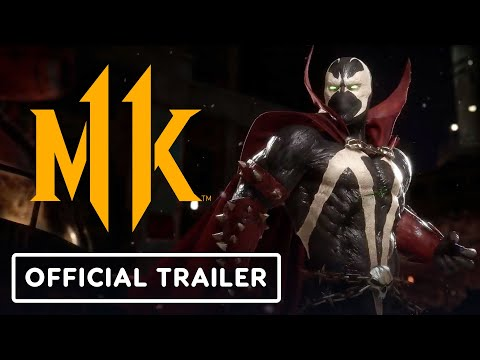 Mortal Kombat 11 - Official Spawn Gameplay Trailer