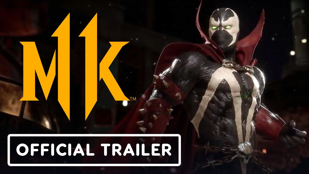 Mortal Kombat 11 - Official Spawn Gameplay Trailer