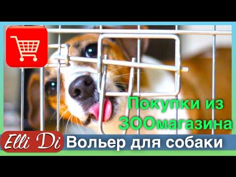 Вольер для собаки своими руками. Часть 2 - YouTube