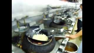 Chinese Fried Rice Making - 중식 볶음밥 만드는 과정