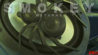 Crazy BASS Video FLEX w/ Derek's 6 SoundStream SPLX Subs - Best Car Audio & MEGA LOUD Subwoofer Demo