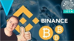 ⚠️☑️ BINANCE  TUTORIAL DEUTSCH☑️  ⚠️