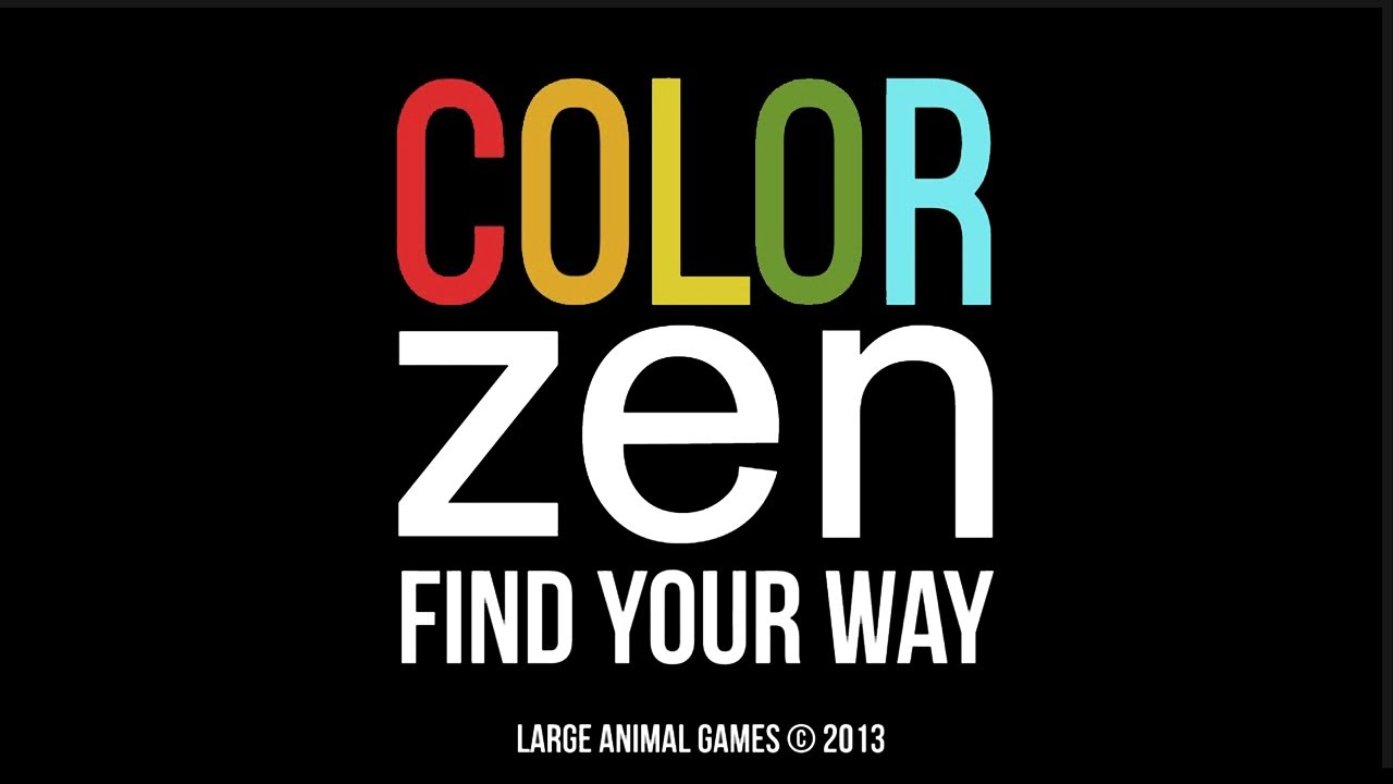 color zen seasons walkthrough : Color Zen Universal Hd Gameplay Trailer