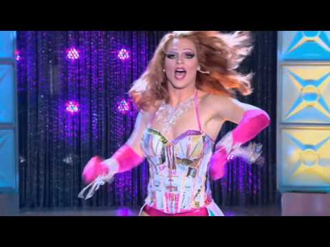 Bob The Drag Queen vs Derrick Barry Lip Sync Performance