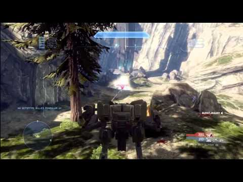 Halo 4 - Mantis Mania! Running Riot Gameplay on Ragnarok - Tips, Tricks, and Overview
