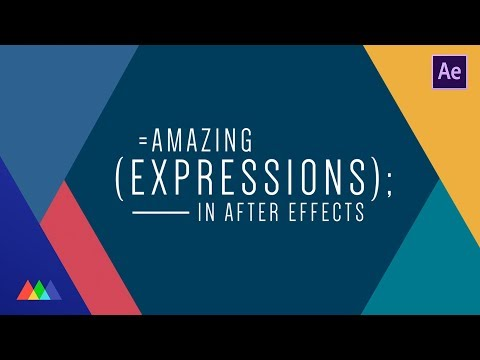 5 Amazing Expressions in After Effects