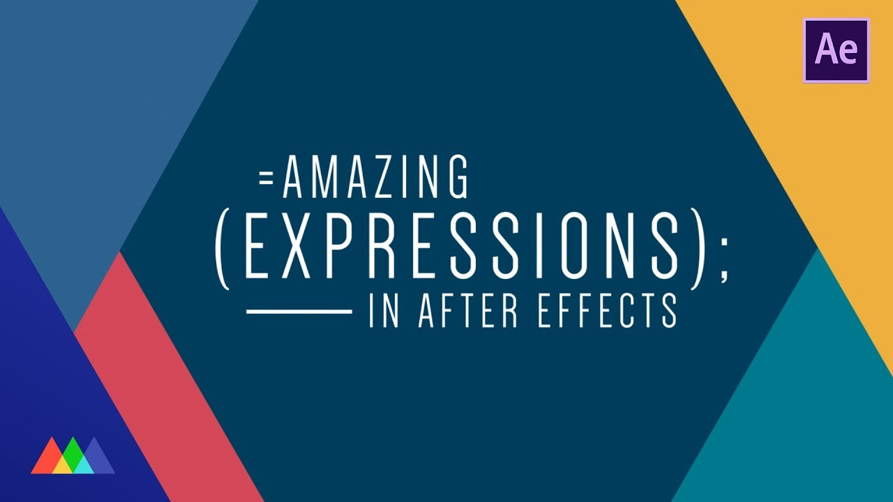 Amazing Expressions in After Effects