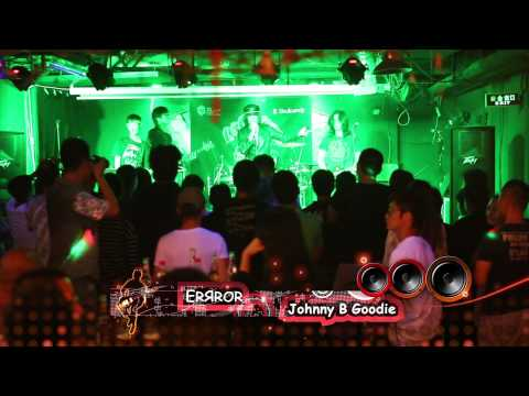 the ERЯROR - Live in Dalian @ Hertz Bar, 6th,Sep 2014