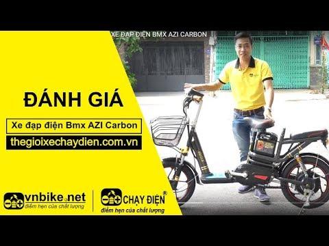 Đánh giá xe đạp điện Bmx AZI Carbon
