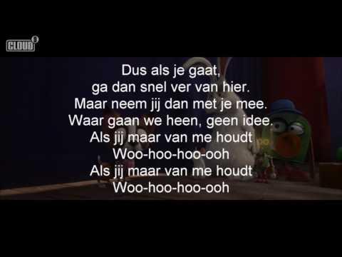 Als jij maar van me houdt Jada Borsato -  karaoke (instrumentaal met lyrics)