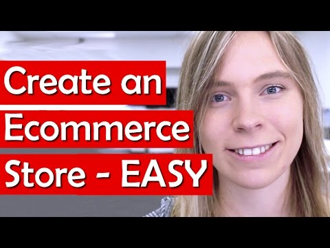 How to Create an Ecommerce Store: Wordpress Woocommerce Tuto