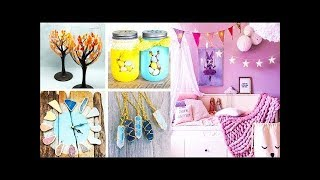 DIY ROOM DECOR! 15 Easy Crafts Ideas at Home for Teenagers (DIY Wall Decor