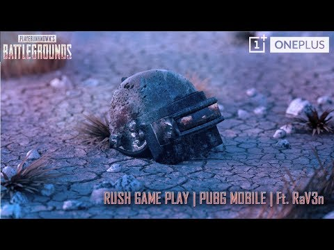 PUBG Mobile Live | Late Night Pubg With Raven | Powered By: OnePlus