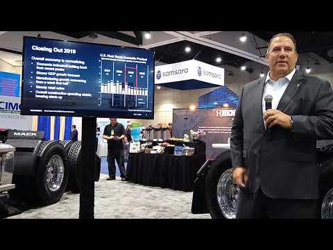 Mack Trucks Talks Truck Sales, New Technology