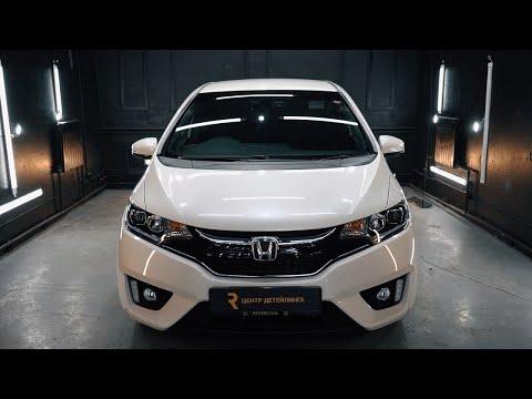 Honda Fit Гибрид 2016 - Первые впечатления и вложения