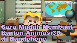 Cómo Hacer Fácilmente Animados las Películas de dibujos animados en 3D en el teléfono Móvil Android
