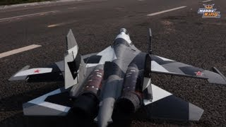 Hobbyking Product Video - Su-35