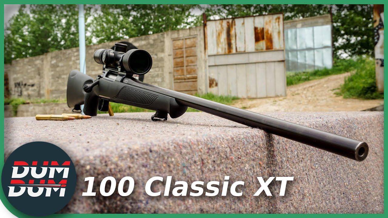 Download Sauer 100 Classic XT (7mm Rem Mag), opis puške