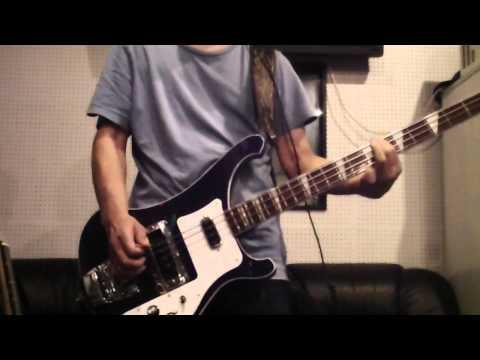 Mr.Children 運命 Bass Cover