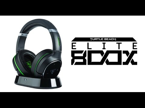 Turtle Beach ELITE 800X Hands On Review