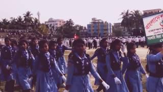 কুজকাওয়াজ- ২৬ শে মার্চ, ২০১৭ ||| ফেনী জেলা রোভার স্কাউট