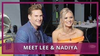 Strictly 2018 | Lee Ryan & Nadiya Bychkova Interview