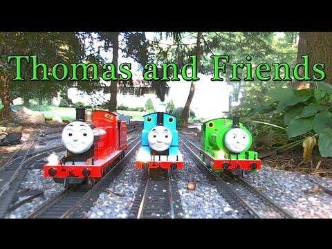Thomas and Friends – Garden Railroad