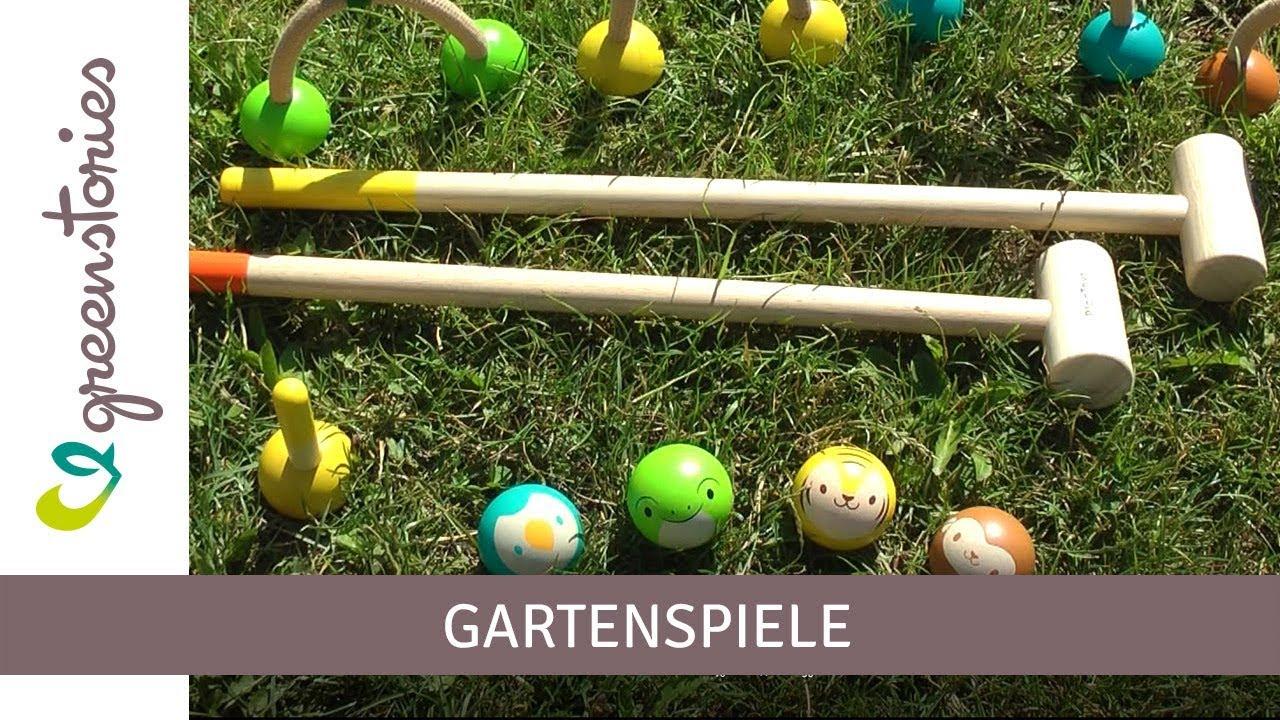 Gartenspiele