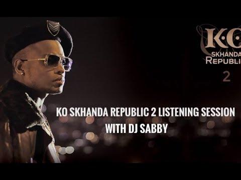 #TheBestLifeTV: KO Breaks Down Skhanda Republic 2 Album With DJ Sabby