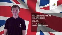 Lewis Newton - Web Design