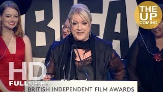 The Favourite – Best Film at BIFAs 2018 – Award acceptance speech
