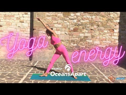 Yoga per ritrovare la tua energia! (feat. OceansApart)
