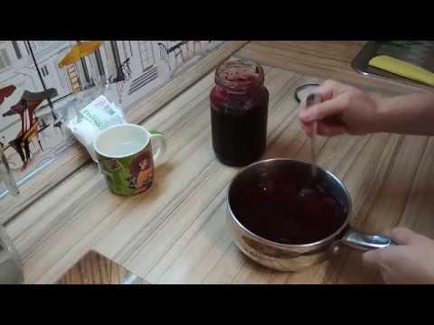 Как приготовить кисель из варенья и крахмала