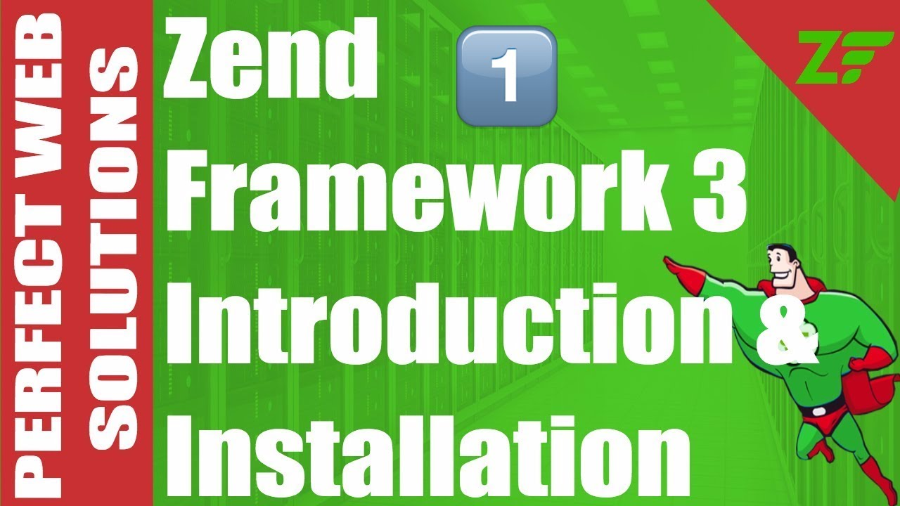 Part 01: Zend Framework 3 Tutorial Series | Introduction and Installation  steps in Urdu / Hindi
