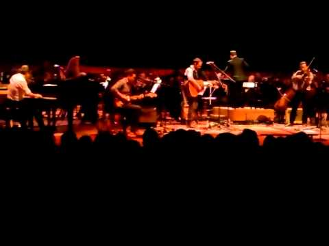 """Amsterdam"" By Gregory Alan Isakov With The Colorado Symphony"