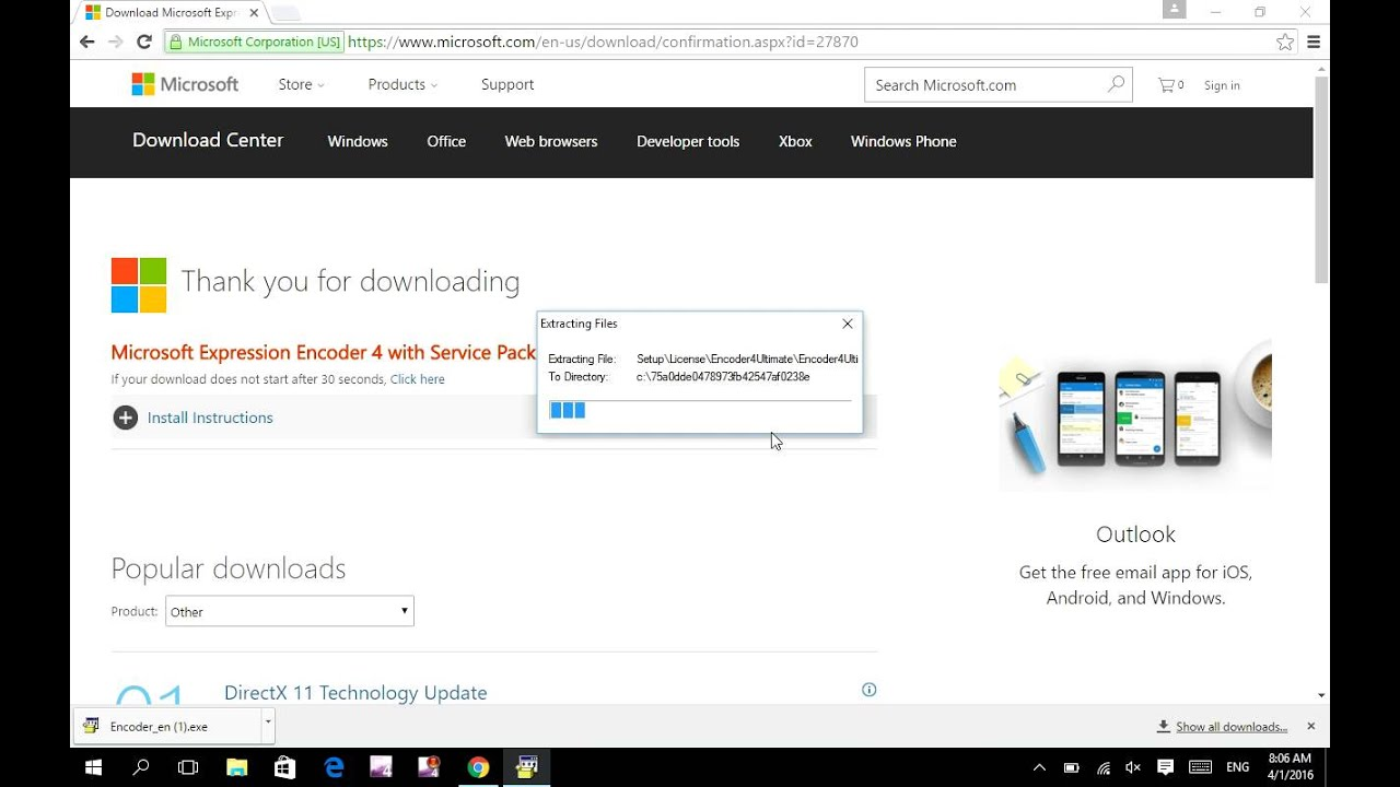 download microsoft expression web 1