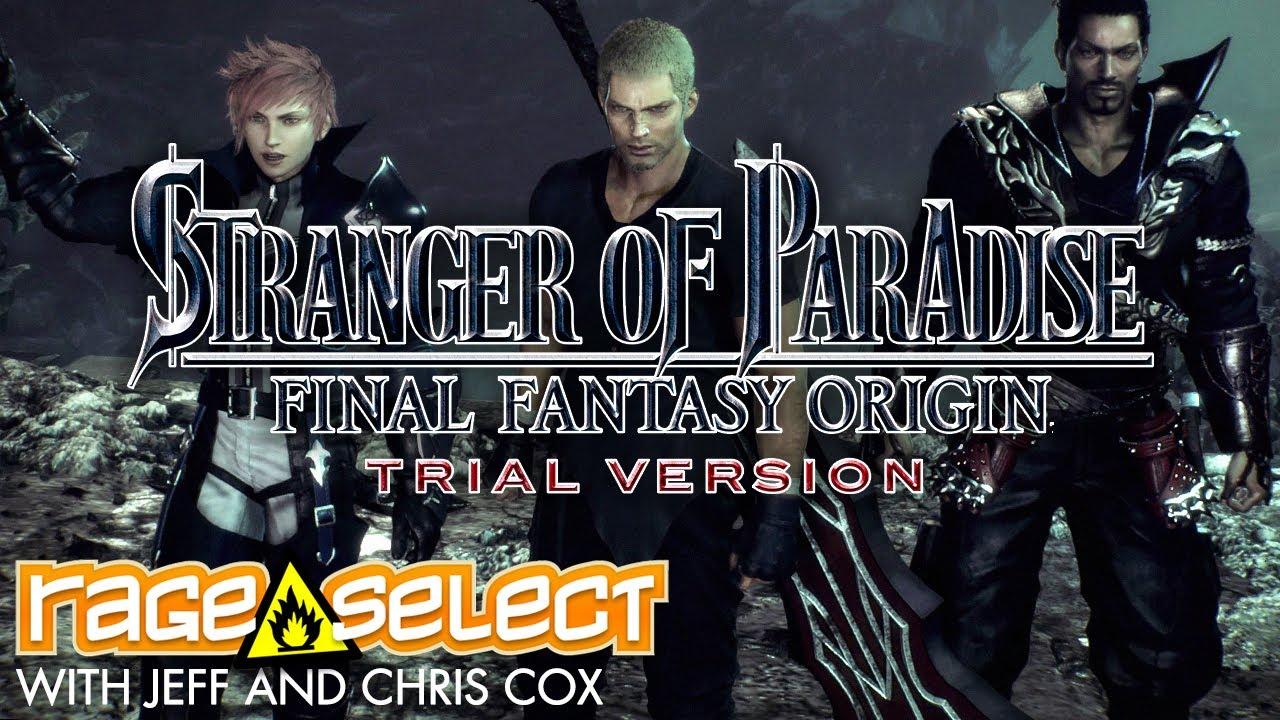 Stranger of Paradise: Final Fantasy Origin - Trial Version (The Dojo) Let's Play