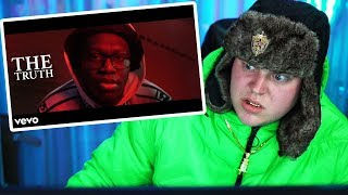 Russian Rapper Reacts to Deji - The Truth (Official Music Video)