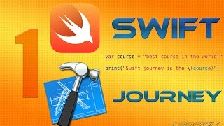 Swift Journey Лекция 1. Типы данных. Переменные.