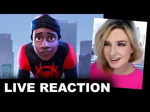 Download Youtube: Spider-Man 2018 Trailer REACTION