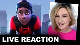 connectYoutube - Spider-Man 2018 Trailer REACTION