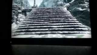 Skyrim how to glitch into labyrinthian no quest key