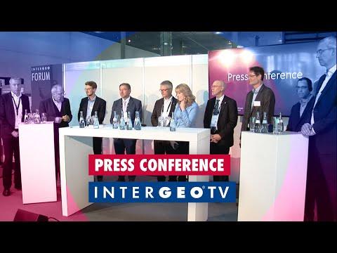 Press Conference INTERGEO 2019 in Stuttgart (english)