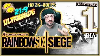 Video de Rainbow Six Siege COMO? Descargar Instalar SweetFX Gameplay #1